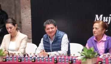 Ayuntamiento de Morelia celebra el arranque de la Asociación de Mujeres Productoras de Mezcal