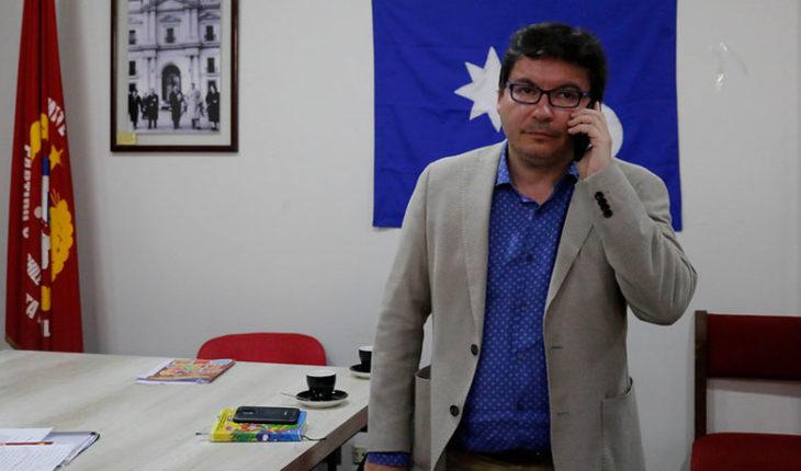 """Barraza critica """"dispositivos rimbombantes"""" y """"mucho slogan"""" de ministro Moreno"""