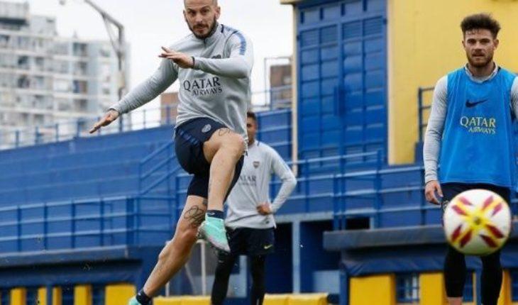 Benedetto, titular: con equipo confirmado, Boca va por los cuartos ante Libertad