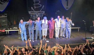 Bersuit Vergarabat cumple 30 años y lo festeja en el Teatro Vorterix