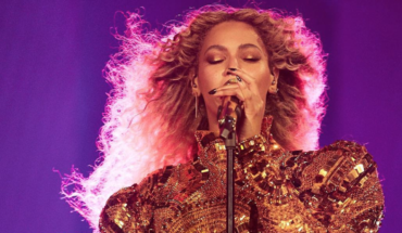 Beyonce posa para la portada de revista Vogue