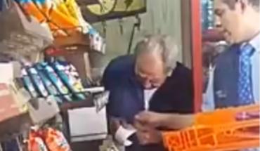 Bimbo despide a empleado que robó a anciano