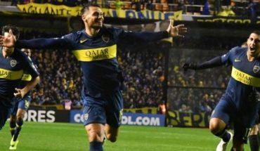Boca le ganó 2 a 0 a Libertad y tomó una buena ventaja en la llave de octavos