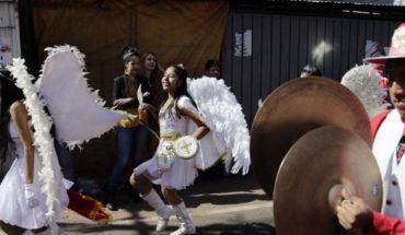 Bolivianos en Paraguay celebran a la Virgen de Urkupiña