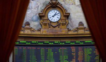Bolsa de Santiago bajó 0,66 % empujada por la crisis de Turquía