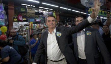 Bolsonaro avala que la policía mate a criminales en Brasil