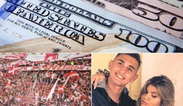 Cómo cerró el dólar, tarifazo en el fútbol, impactante mensaje de Morena Rial, planes de casamiento para Oriana y Dybala y mucho más...