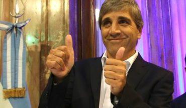 """Caputo dijo que el Banco Central licitará """"todos los dólares que haga falta"""""""