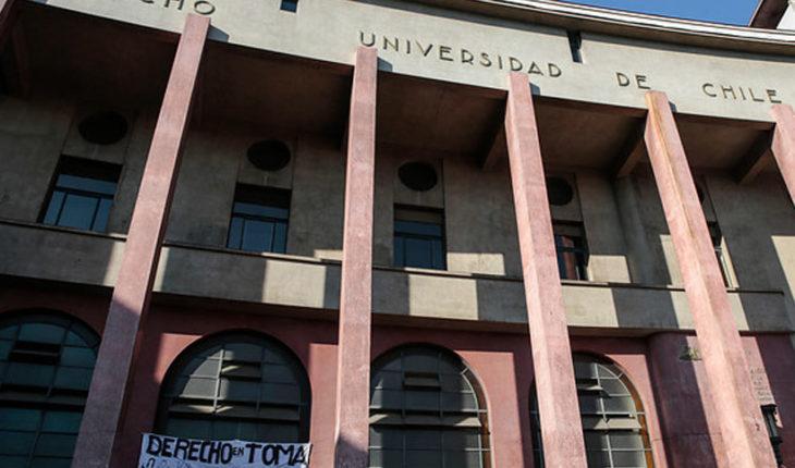 Carlos Carmona renunció a la Facultad de Derecho de la Universidad de Chile tras denuncia de acoso sexual y laboral