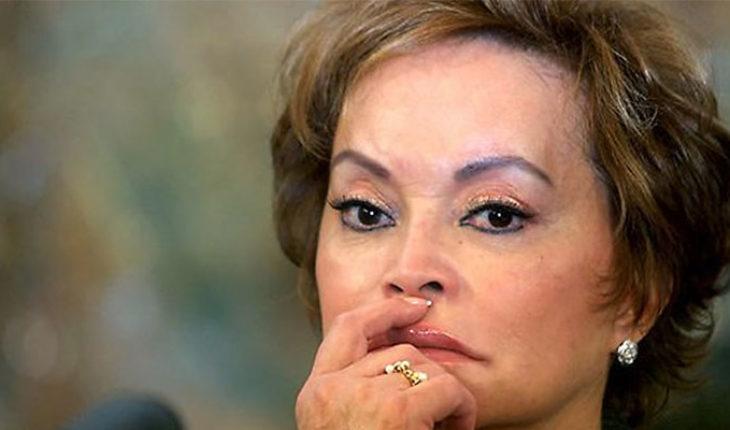 Carta de Elba Esther Gordillo tras ser absuelta de delincuencia organizada y lavado de dinero