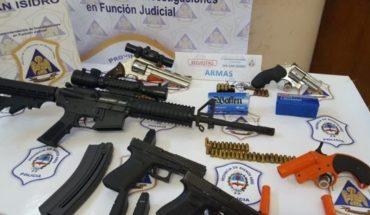 """Cayó """"el loco de Martínez"""": amenazaba a sus vecinos con armas de fuego"""