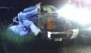Choque vehicular múltiple deja un herido en la región de Zinapécuaro, Michoacán