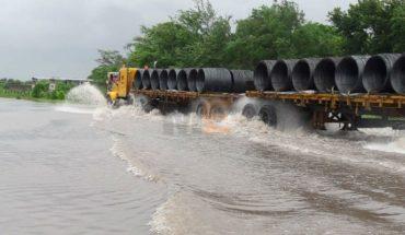 Cierran puerto de Lázaro Cárdenas por tormenta tropical
