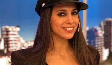 Cinthia Fernández publicó por primera vez una foto junto a su actual pareja