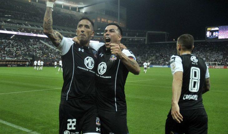 Colo Colo perdió ante Corinthians pero logró su paso a cuartos de Copa Libertadores