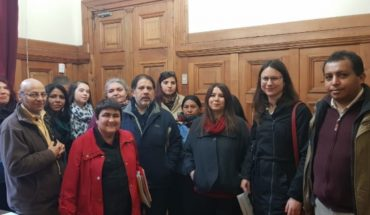 Comunidad de Liceo Amunategui alegó ante la justicia contra cierre del recinto
