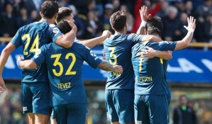 Con la ilusión del tricampeonato, Boca le ganó 1 a 0 a Talleres: Tévez erró un penal