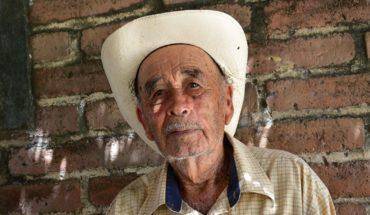 Con mis hijos fui duro, a mis nietos ni les grito; José Isaac López