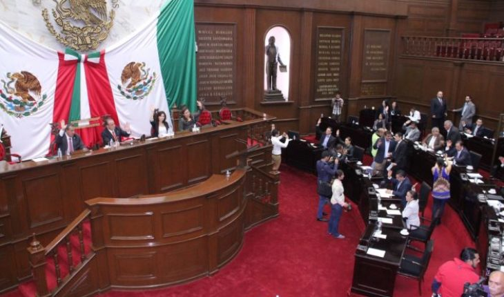 Con revocación de diputaciones, así quedaría integrado el Congreso de Michoacán
