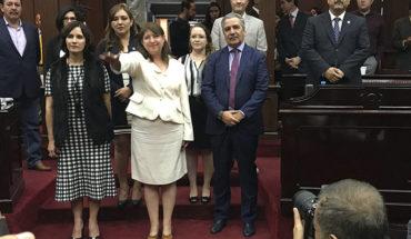 Congreso de Michoacán designa a titular del órgano interno de control del SEA