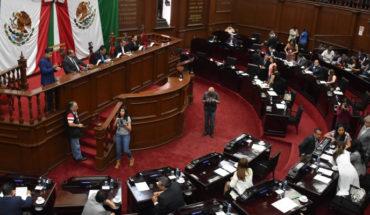 Congreso de Michoacán reestructura la Junta de Coordinación Política