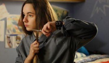 """Conmovedora escena en """"100 días para enamorarse"""": Maite Lanata se cortó el pelo para convertirse en Juan"""