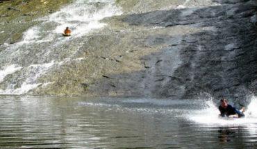 Conoce el tobogán natural más grande del mundo