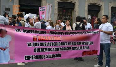 Contactos allegados al tema, aseguran que Valentina sufrió abusos previos a su muerte que no fueron denunciados