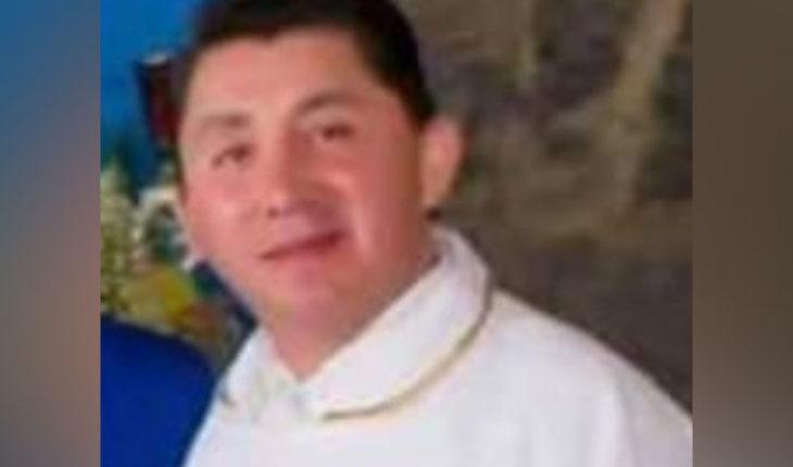 Contactos oficiales afirman que homicidio del padre Flores no está ligado al crimen organizado