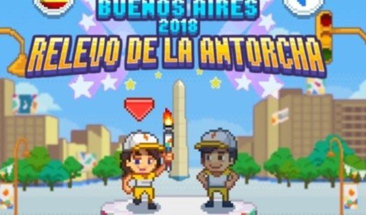 Convertite en relevista y recorré el Tour de la Antorcha con el videojuego de Buenos Aires 2018