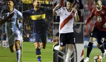 Copa Libertadores 2018: ¿Cuándo juegan Boca, River, Atlético Tucumán e Independiente?