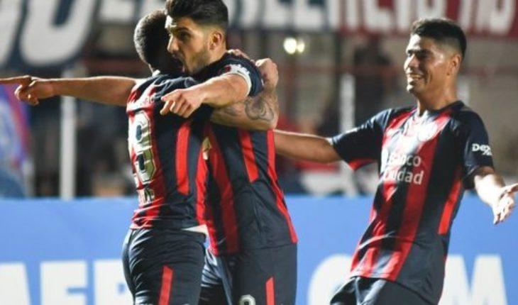 Copa Sudamericana | San Lorenzo mostró carácter y venció 3 a 1 a Nacional