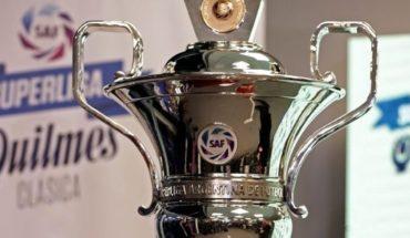 """""""Copa de la Superliga"""": conocé el nuevo torneo del Primera División"""