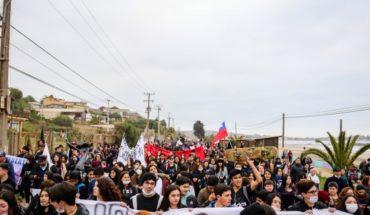 Crisis ambiental en Quintero: Municipalidad presentó recurso de protección contra Enap