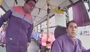 Día de furia: un pasajero golpéo al conductor porque no lo dejó bajar
