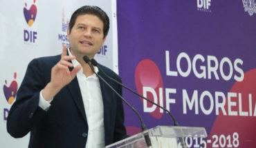DIF Municipal marcó un antes y un después en la atención a familias morelianas: Alfonso Martínez