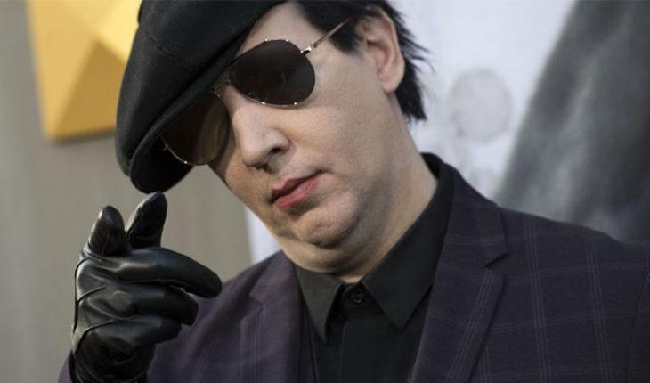 Debido a una supuesta intoxicación por calor, Marilyn Manson sufre desmayo en un concierto en Estados Unidos