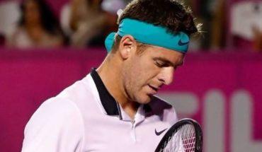 Del Potro perdió la final en Los Cabos, pero aún puede quedar tercero del ranking ATP hoy