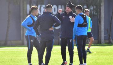 """Delantero de San Lorenzo: """"No vamos a especular con el 3-0"""""""