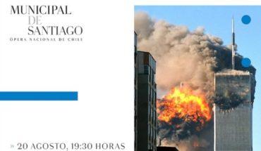 """Diálogos de música obra """"Resurreción"""" de Krzysztof Penderecki en Municipal de Santiago"""