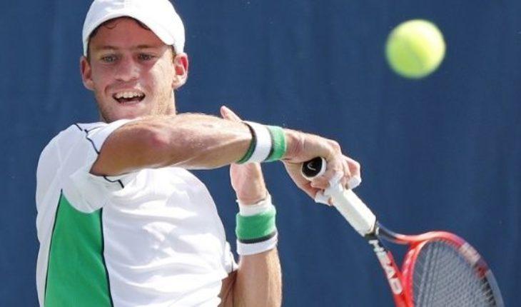 Diego Schwartzman se repuso a tiempo y sigue avanzando en el US Open