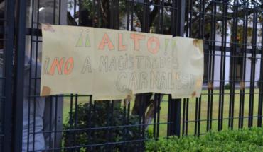 Diputados de Morena toman Congreso de Veracruz