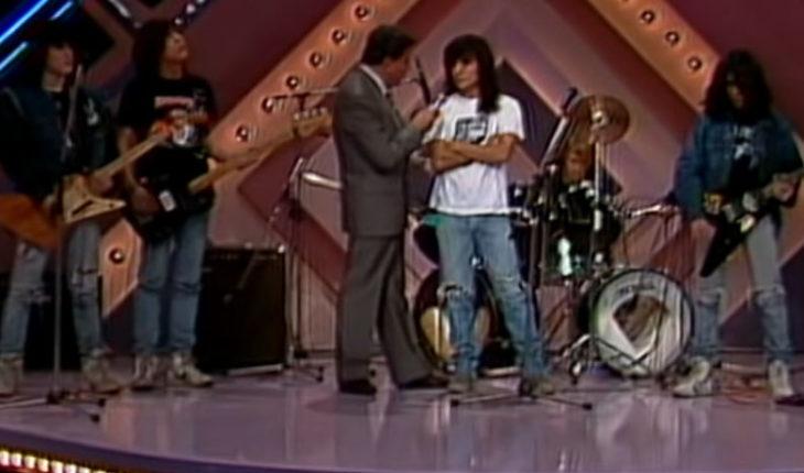 """Don Francisco se disculpó con banda """"Necrosis"""" por el trato que le dio en Sábados Gigantes en 1988"""