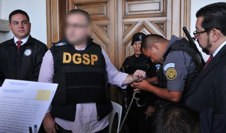 Duarte seguirá tiene procesos pendientes en Veracruz