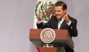 EPN niega persecución contra Gordillo