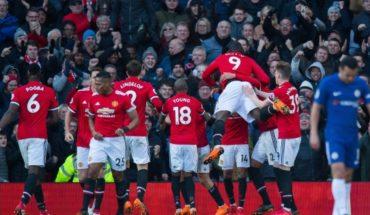 El United de Alexis Sánchez supera 2-1 al Leicester en el partido inaugural de la Premier