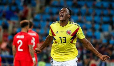 El colombiano Yerry Mina abandonó Barcelona y fichó en el Everton