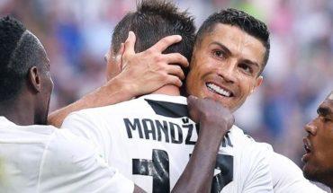 El increíble gol que se perdió Cristiano Ronaldo en el triunfo de Juventus ante Lazio