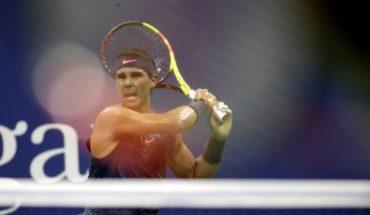 El insoportable calor de Nueva York hace vomitar a tenista