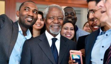 El mundo, de luto: murió Kofi Annan, ex secretario de la ONU y Nobel de la Paz